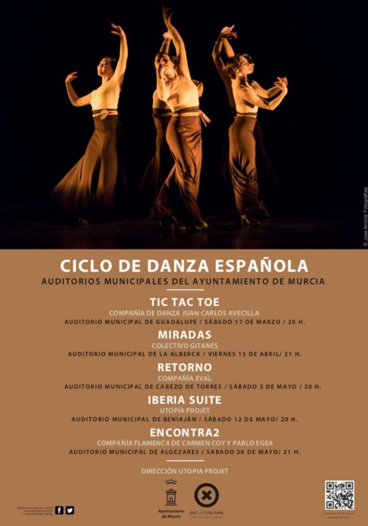 Ciclo de Danza Española